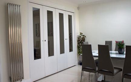 folding doors, room dividers, acoustic movable walls, bifold doors, bi-fold doors, bi fold doors, acoustic operable walls, folding partitions, concertina doors