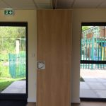 Spazio Folding doors - room dividers - folding partitions - Bi fold doors