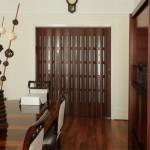 Concertina folding doors Spazio Folding and bi-folding doors PVC Doors