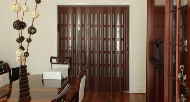 Concertina folding doors Spazio Folding and bi-folding doors PVC Doors & Spazio Folding Doors Folding doors Internal Folding doors Room ... Pezcame.Com