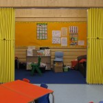 Spazio Fabrika Acoustic Concertina Folding Doors