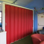Fabrika Acoustic Concertina Folding Doors