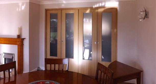 Spazio Folding Doors & Spazio Folding Doors Folding doors Internal Folding doors Room ... Pezcame.Com