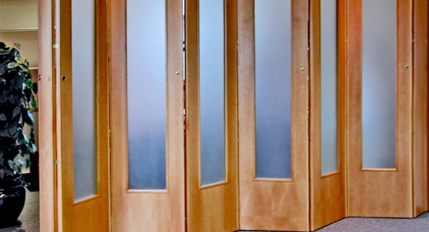 Internal Wooden Bifold Doors Spazio Folding And Bi-folding Doors Bi-Fold Doors Folding & Doors Concertina \u0026 Inspiration Bifold Bathroom Doors Pezcame.Com