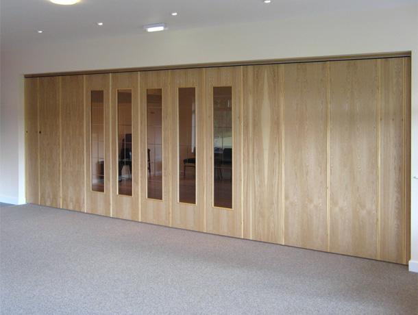 Spazio folding doors folding doors internal folding doors - Room partitions with door ...