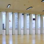 Acoustic Operable Wall acoustic operable walls Spazio provide acoustic movable walls Operable Wall Spazio Folding Doors