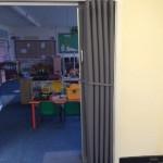 room dividers Spazio Folding Doors PVC folding doors concertina folding doors