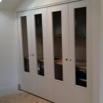 internal bifold doors made to measure Bifold internal doors Spazio folding doors