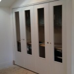 folding partitions internal bifold doors made to measure Bifold internal doors Spazio folding doors