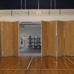 Spazio Folding bi-folding doors Bi-Fold doors room dividers