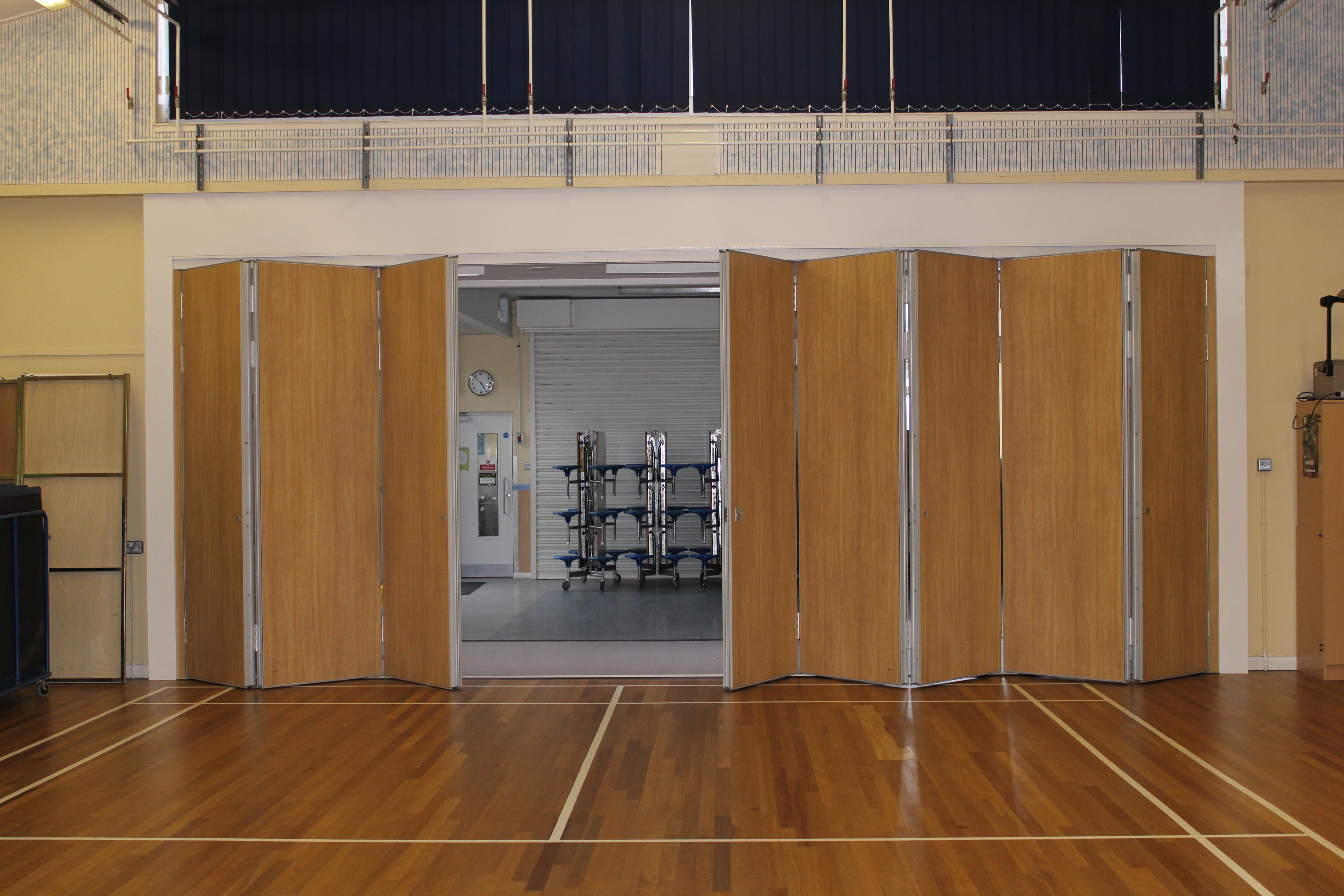 Spazio Folding Doors Folding doors, Internal Folding doors ...