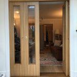 Spazio Folding doors bifold